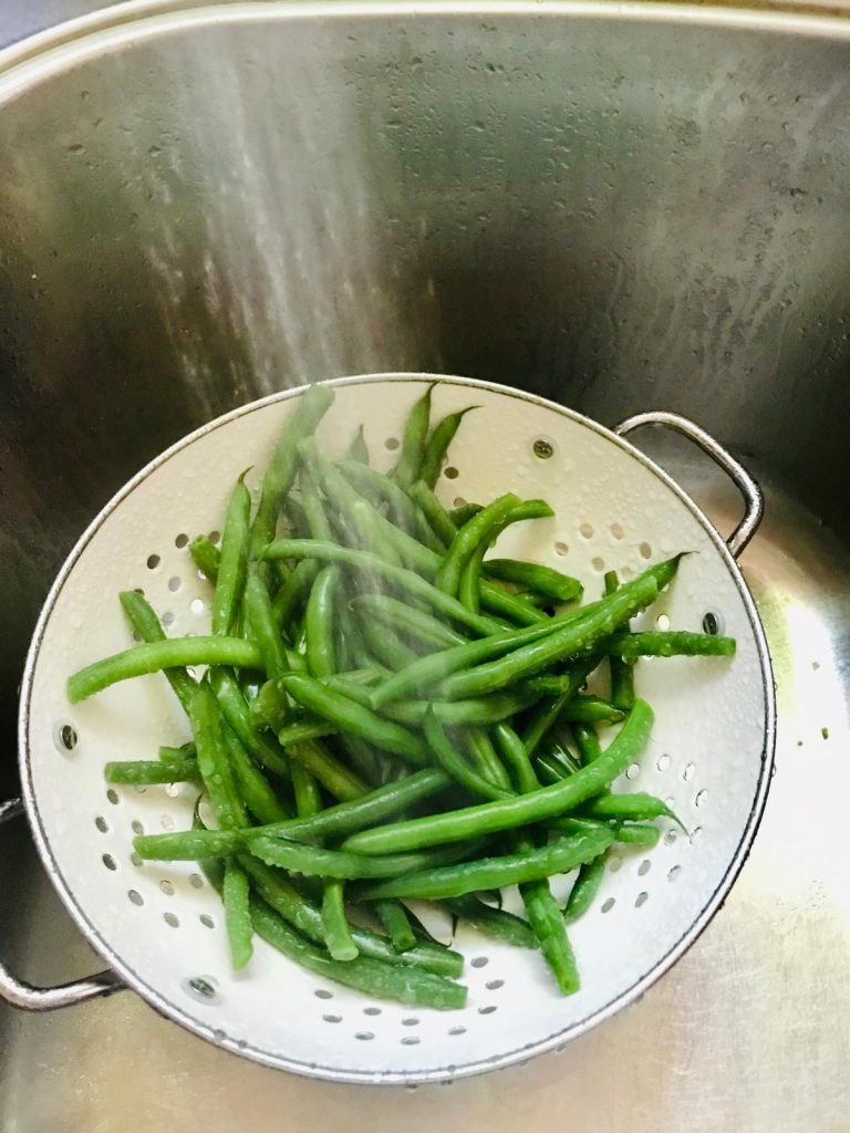 Easy Green Beans Rinse Green Beans